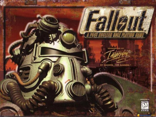 Fallout - game cover