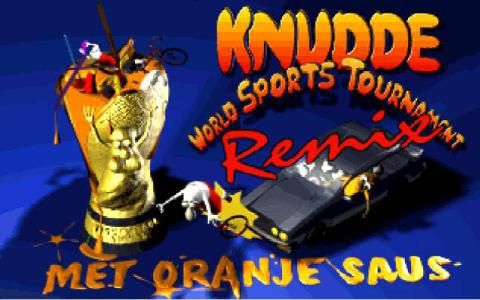 Knudde World Sports Tournament Remix - title cover
