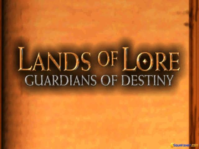 Lands of Lore 2: Guardians of Destiny - title cover