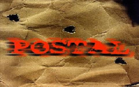 Postal - title cover