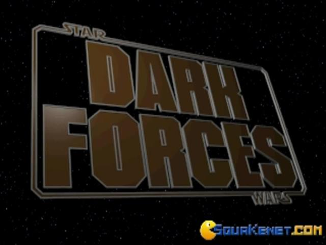 Star Wars: Dark Forces - title cover