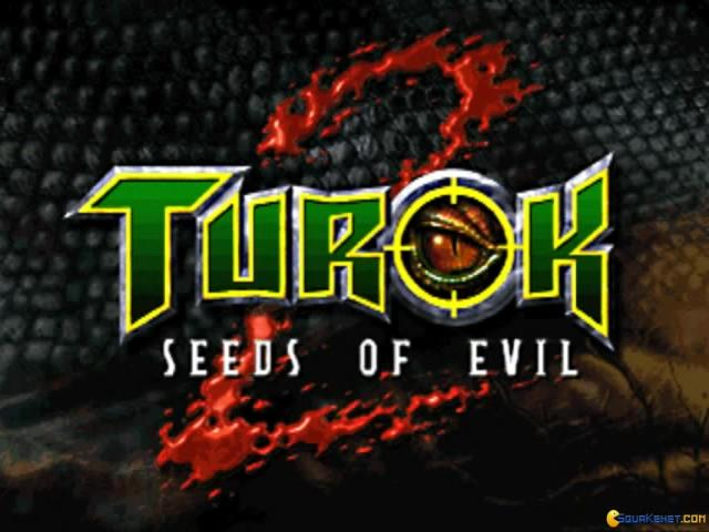 Turok 2: Seeds of Evil - game cover