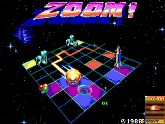Zoom! - game cover