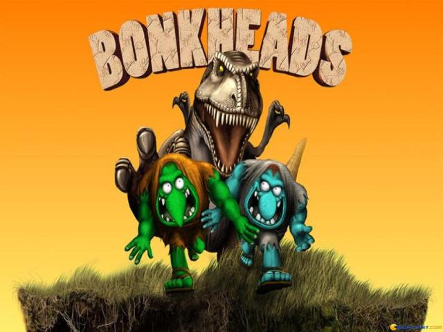 Bonkheads - game cover