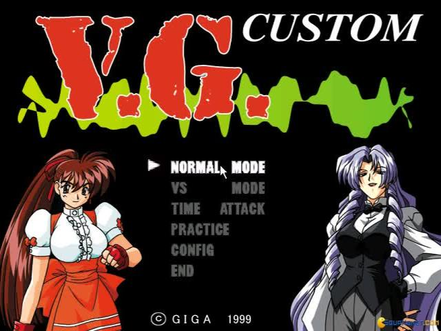 V.G. Custom - Variable Geo Custom - game cover