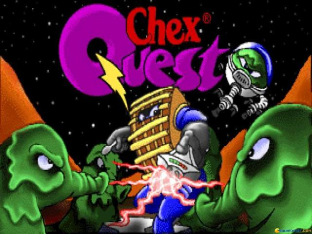 Chex Quest - title cover