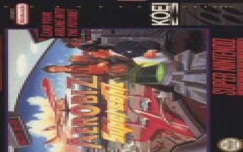 Aerobiz Supersonic - title cover