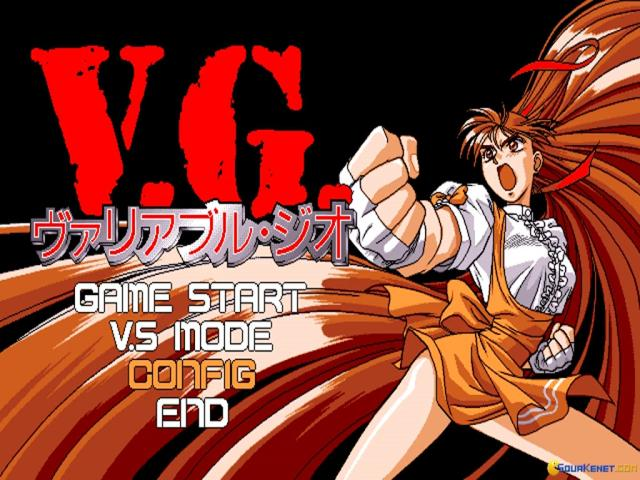 V.G. Fighter - game cover