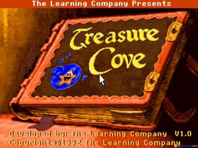 Super Solvers: Treasure Cove - game cover