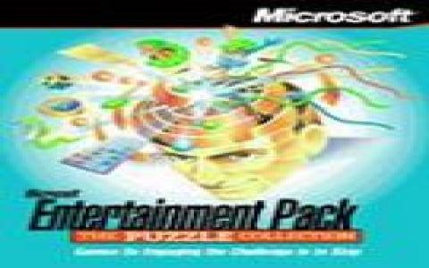 Microsoft Entertainment Pack: The Puzzle Collection - title cover