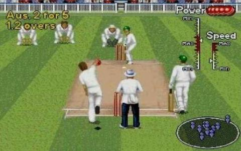 Shane Warne Cricket - game cover