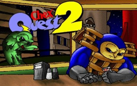 Chex Quest 2 - title cover