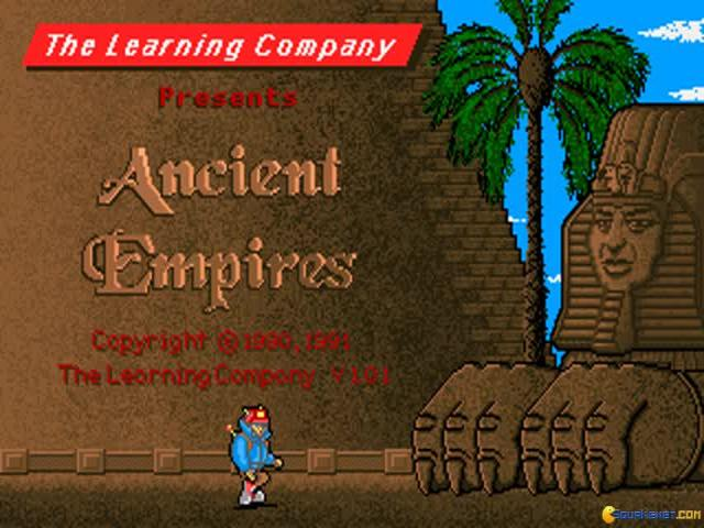 Super Solvers: Ancient Empires - game cover