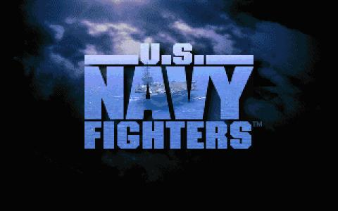 U.S. Navy Fighters - title cover