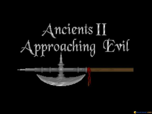 Ancients 2: Approaching Evil - game cover