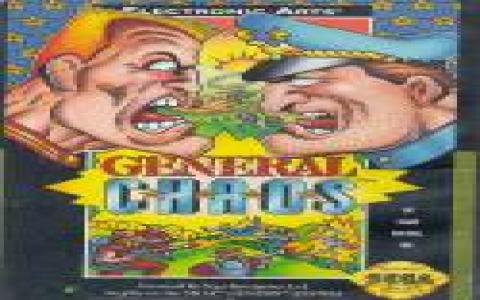 General Chaos - title cover