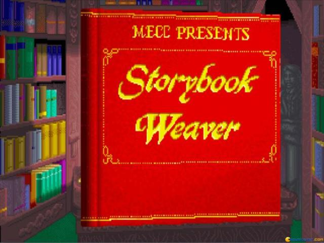 Storybook Weaver - title cover