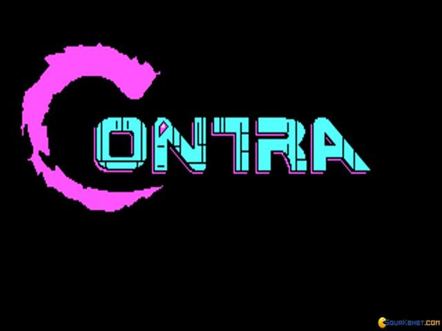 Contra - title cover