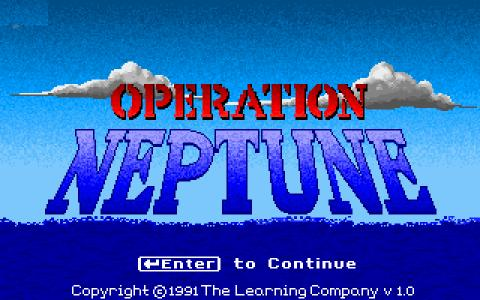 Super Solvers: Operation Neptune - title cover