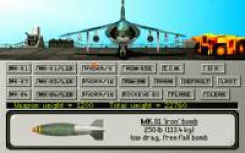 AV8B Harrier Assault - title cover
