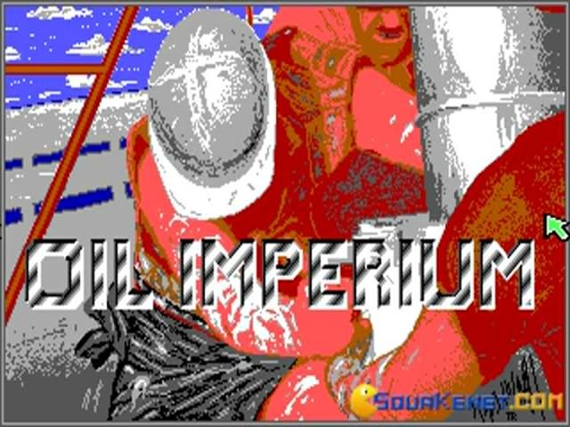 Black Gold - Oil Imperium - title cover