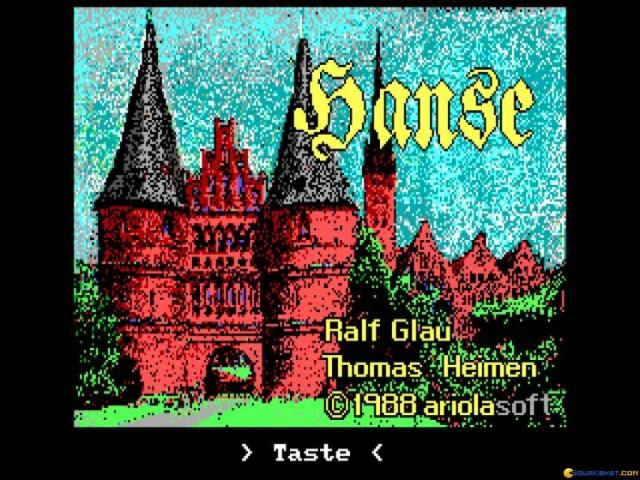 Hanse - game cover