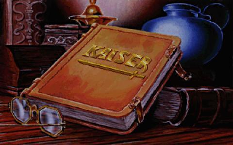 Kaiser - game cover