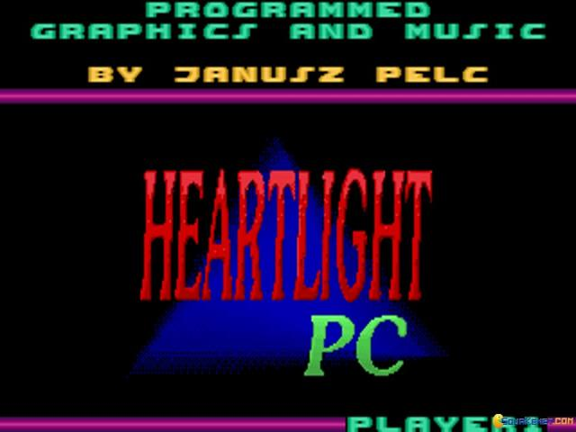 Heartlight Deluxe - game cover