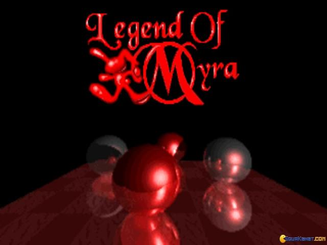 Legend of Myra - game cover