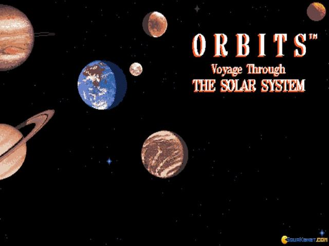 Orbits - game cover