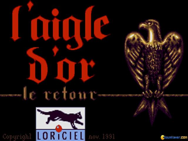 L'aigle d'or, le retour - title cover