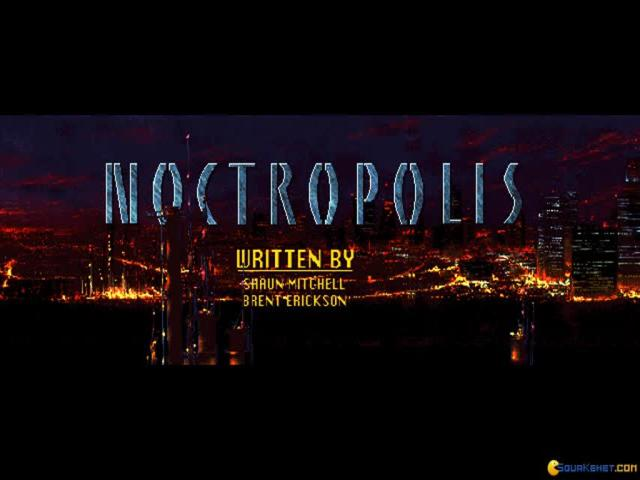 Noctropolis - game cover