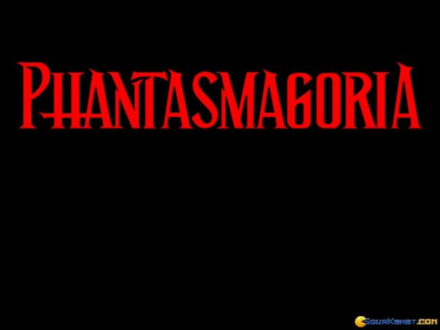 Phantasmagoria - title cover
