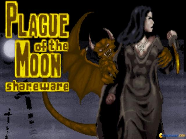 Plague of the moon - game cover
