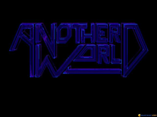Another World - game cover