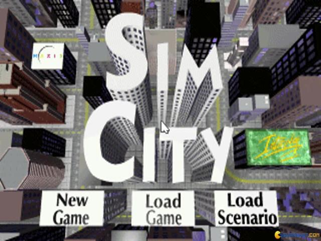 SimCity Enhanced - game cover