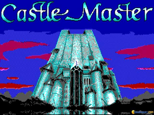 Castle Master - title cover