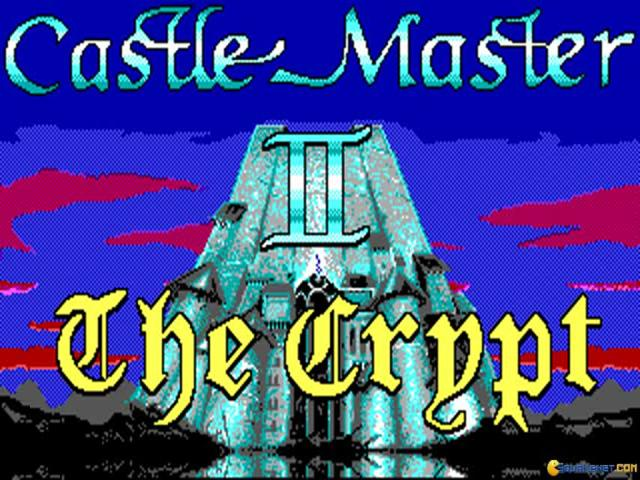 Castle Master 2: The Crypt - title cover
