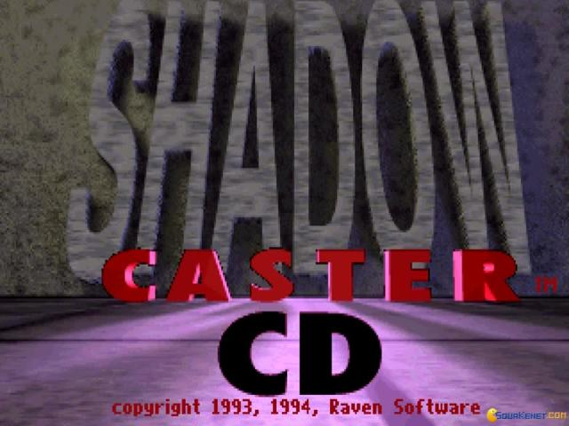 Shadowcaster - title cover