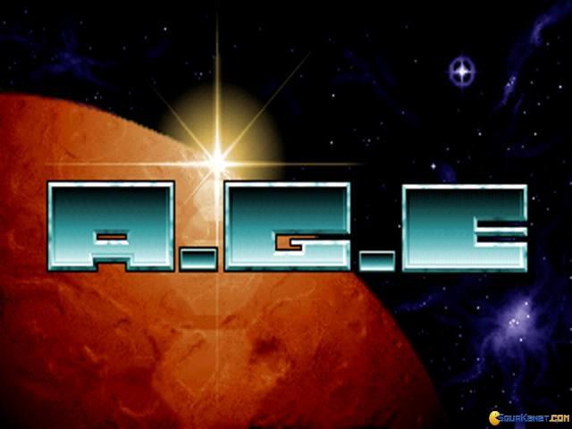 A.G.E - title cover