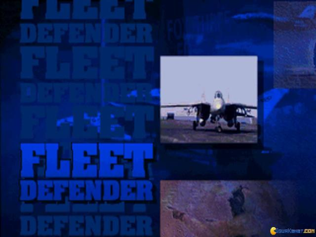F-14 Tomcat: Fleet Defender - title cover