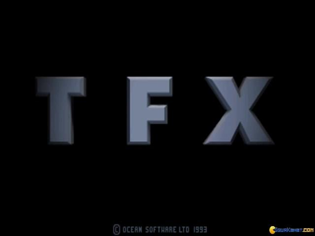 TFX - game cover