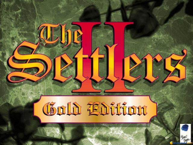 The Settlers 2 Gold Edition - game cover