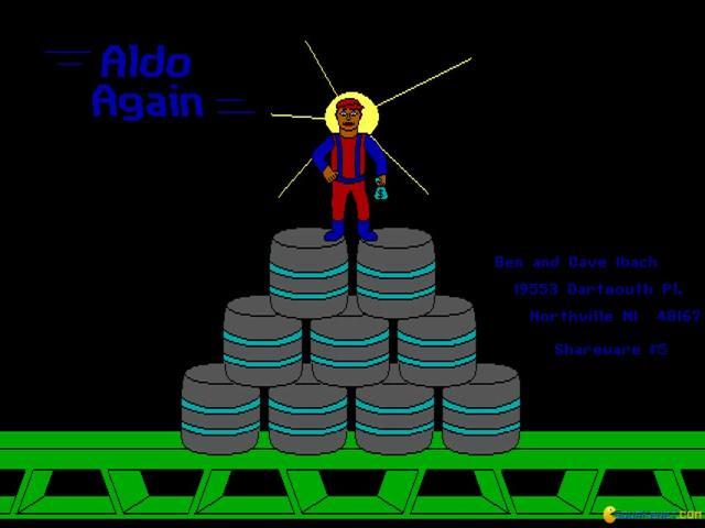 Aldo Again - title cover