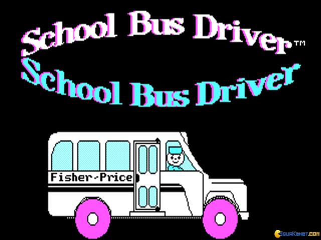School Bus Driver - game cover