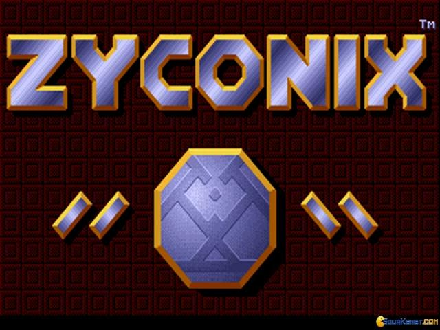 Zyconix - title cover
