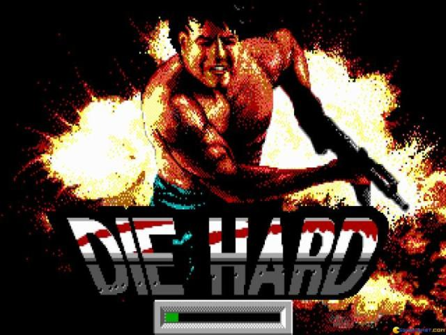 Die Hard - title cover