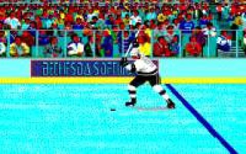 Wayne Gretzky Hockey 2 - game cover