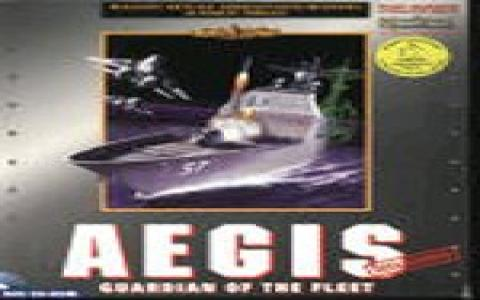 AEGIS: Guardian of the Fleet - game cover