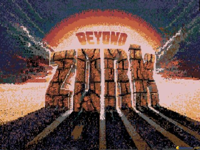 Beyond Zork - The Coconut of Quendor - title cover